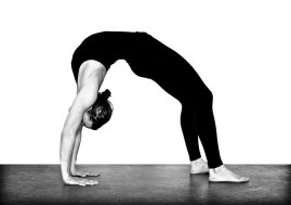 Urdhva Dhanurasana, Wheel pose, back bend